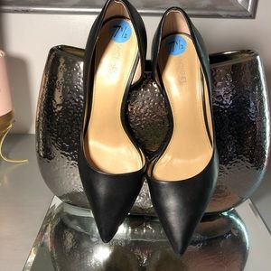 MICHAEL KORS Black elegant stiletto heels, shoes
